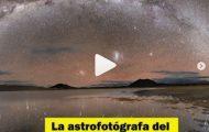 Astrofotografía en la Antártida
